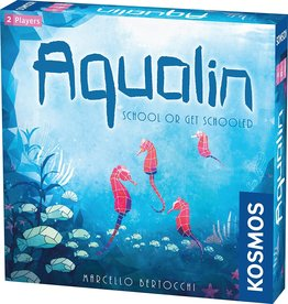 AQUALIN SCOOL OR GET SCHOOLED KOSMOS 2 PLAYER GAME