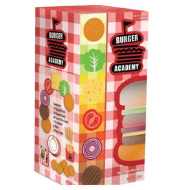 ULTRA PRO BURGER ACADEMY GAME
