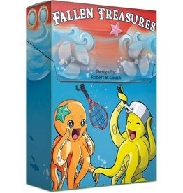 FALLEN TREASURES CARD GAME