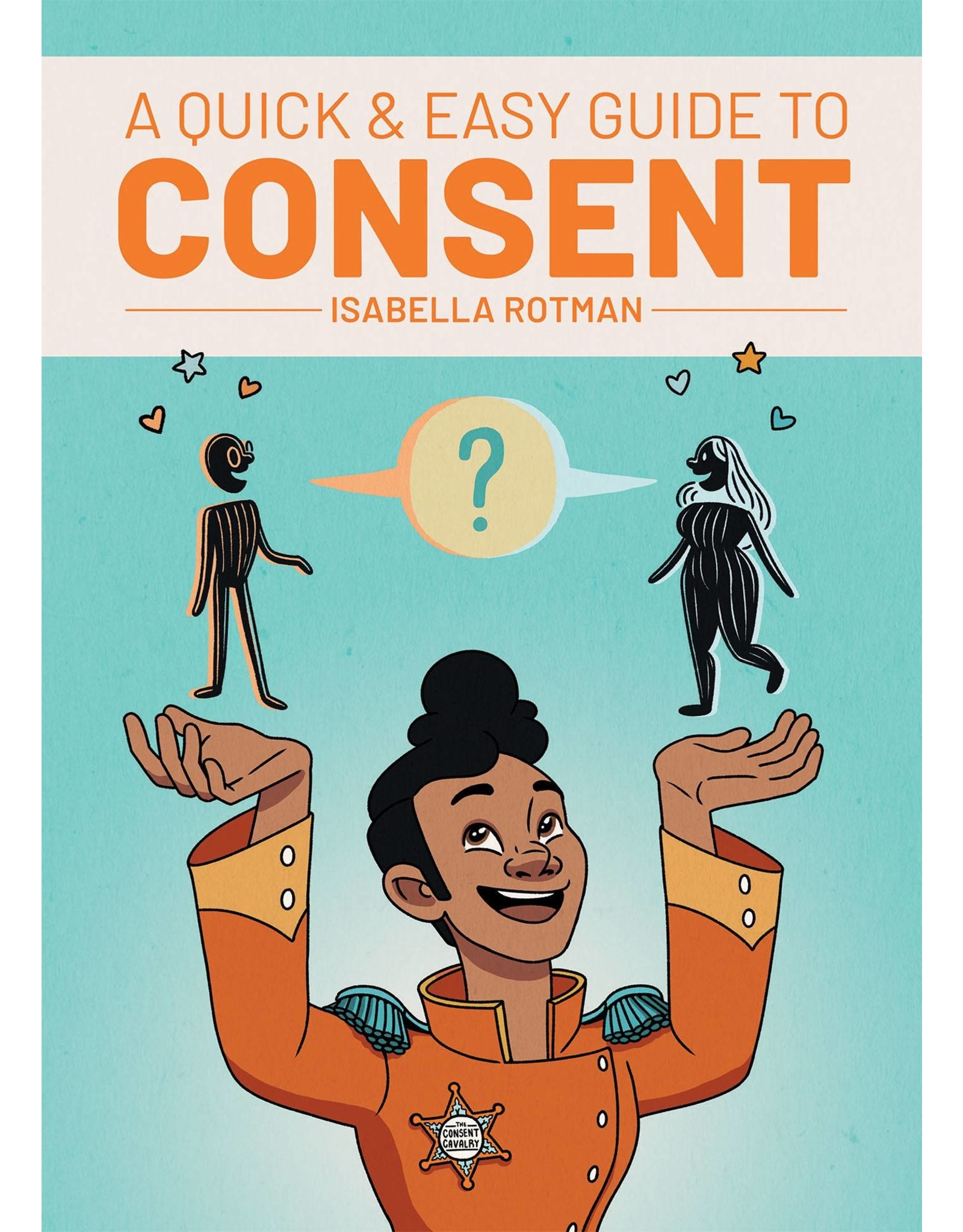 ONI PRESS INC. A QUICK & EASY GUIDE TO CONSENT TP