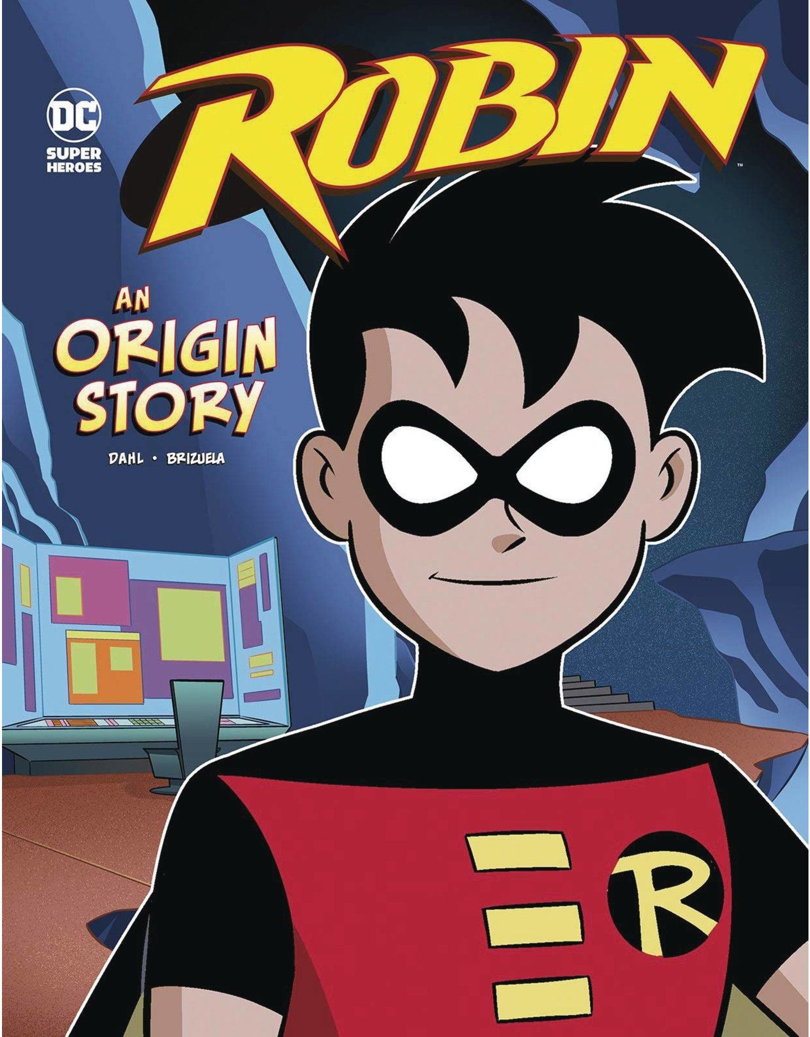 STONE ARCH BOOKS DC SUPER HEROES ORIGINS YR TP ROBIN