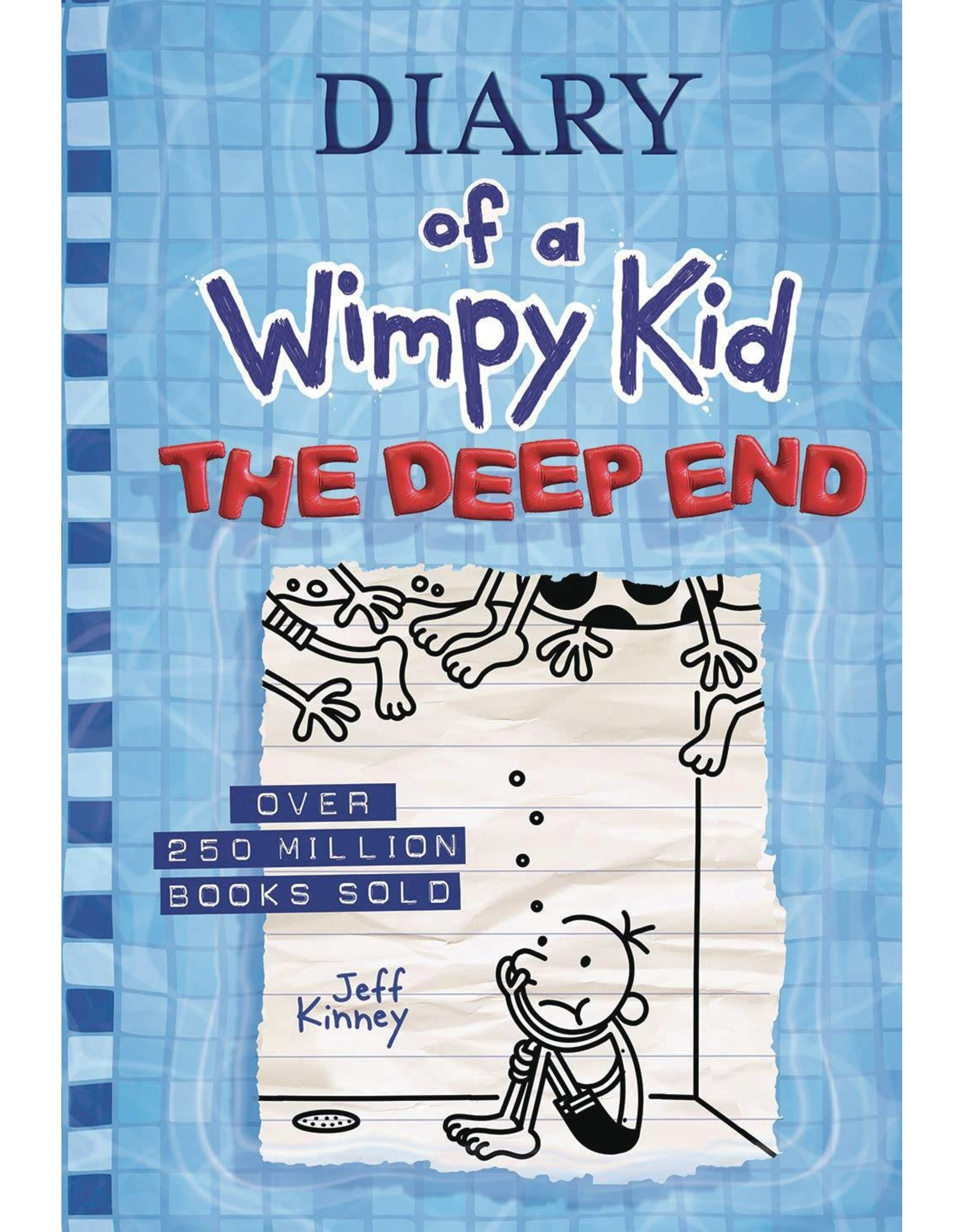 AMULET BOOKS DIARY OF A WIMPY KID HC VOL 15