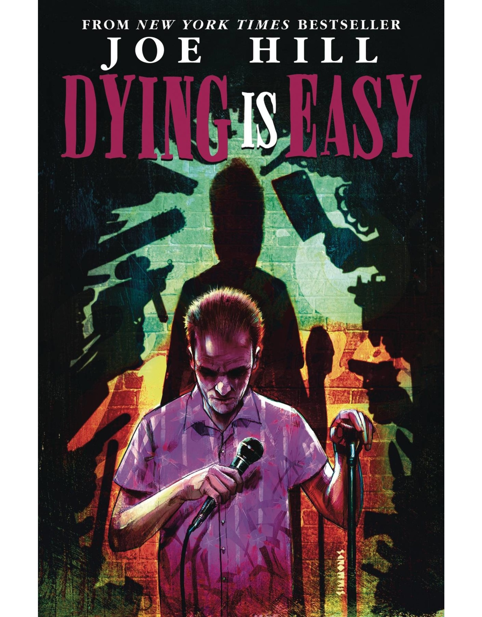 IDW PUBLISHING DYING IS EASY HC