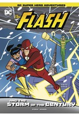 STONE ARCH BOOKS FLASH & STORM OF CENTURY YR SC