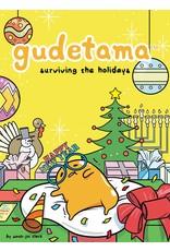 ONI PRESS INC. GUDETAMA SURVIVING THE HOLIDAYS HC