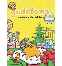 ONI PRESS INC. GUDETAMA SURVIVING THE HOLIDAYS HC