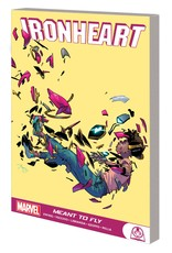 MARVEL COMICS IRONHEART GN TP MEANT TO FLY