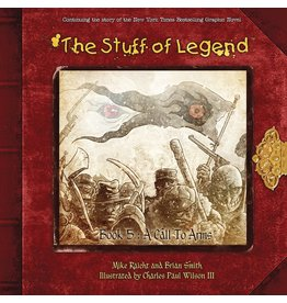 TH3RD WORLD STUDIOS STUFF OF LEGEND TP VOL 05 CALL TO ARMS