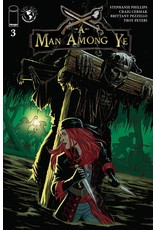 IMAGE COMICS A MAN AMONG YE #3