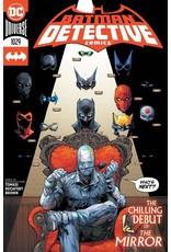 DC COMICS DETECTIVE COMICS #1029 CVR A KENNETH ROCAFORT