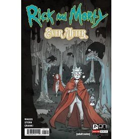 ONI PRESS INC. RICK & MORTY EVER AFTER #1 CVR B