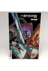 MARVEL COMICS X OF SWORDS STASIS #1 1:25 RAMOS VAR