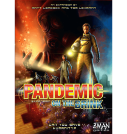 Z-MAN GAMES INC PANDEMIC ON THE BRINK 2013