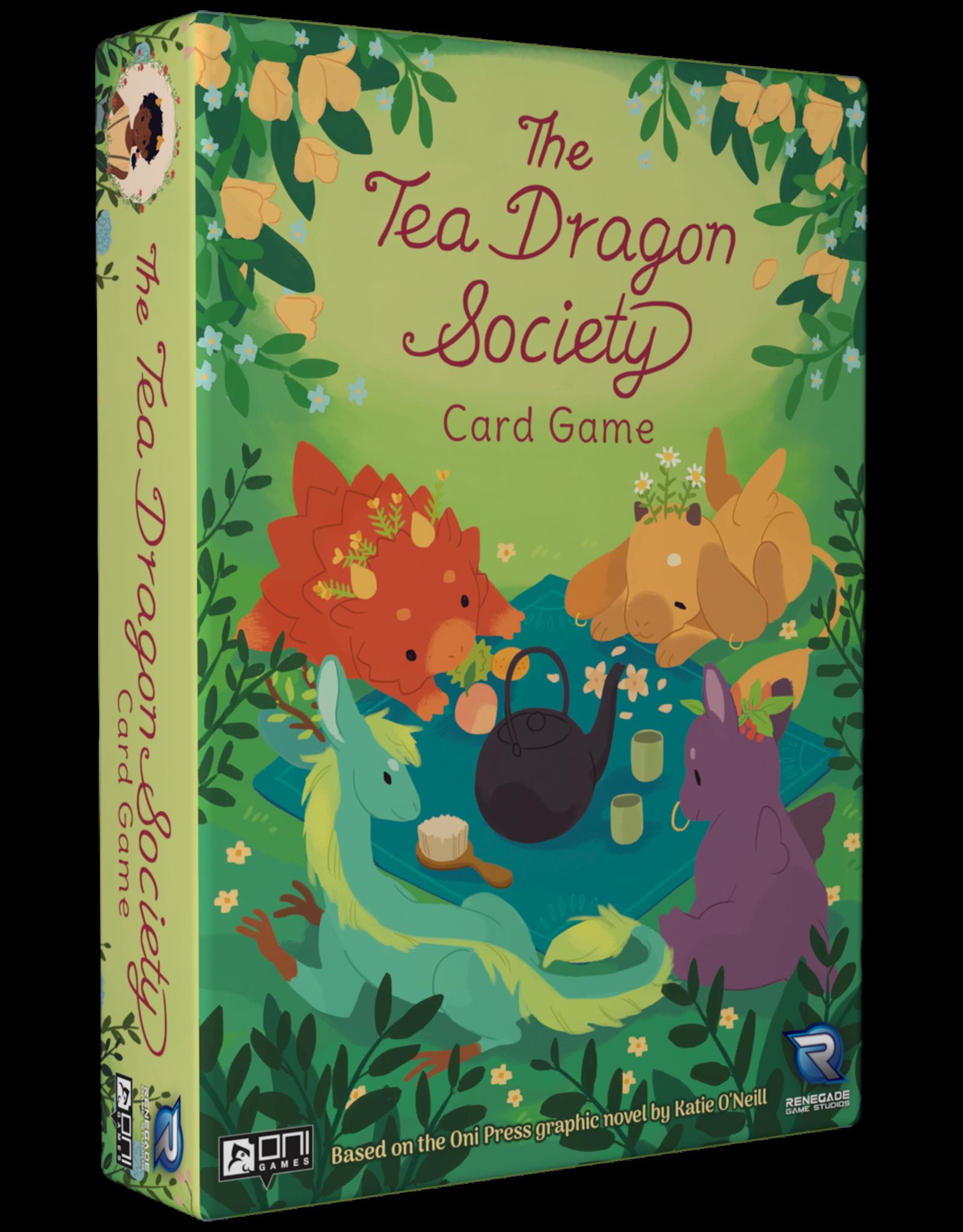 RENEGADE GAME STUDIOS THE TEA DRAGON SOCIETY CARD GAME