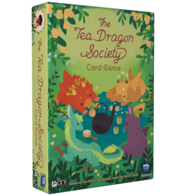 RENEGADE GAME STUDIOS THE TEA DRAGON SOCIETY CARD GAME