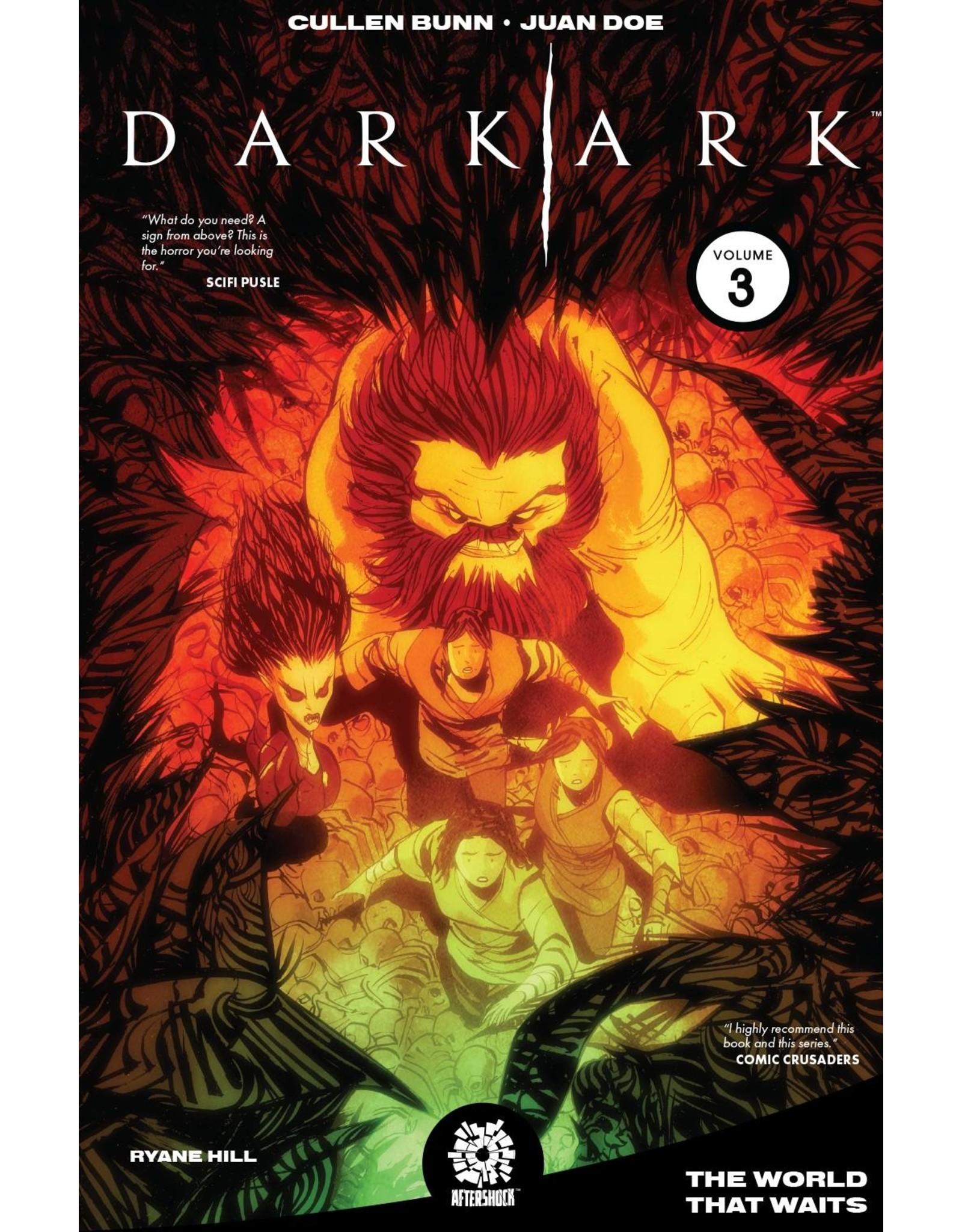 AFTERSHOCK COMICS DARK ARK TP VOL 03