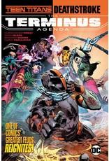 DC COMICS TEEN TITANS DEATHSTROKE THE TERMINUS AGENDA TP