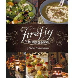 TITAN BOOKS FIREFLY BIG DAMN COOKBOOK HC