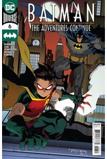 DC COMICS BATMAN THE ADVENTURES CONTINUE #6 (OF 7) CVR A KHARY RANDOLPH