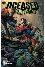 DC COMICS DCEASED DEAD PLANET #5 (OF 7) CVR A DAVID FINCH