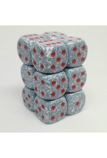 CHESSEX CHX 25700 16MM D6 DICE BLOCK SPECKLED AIR