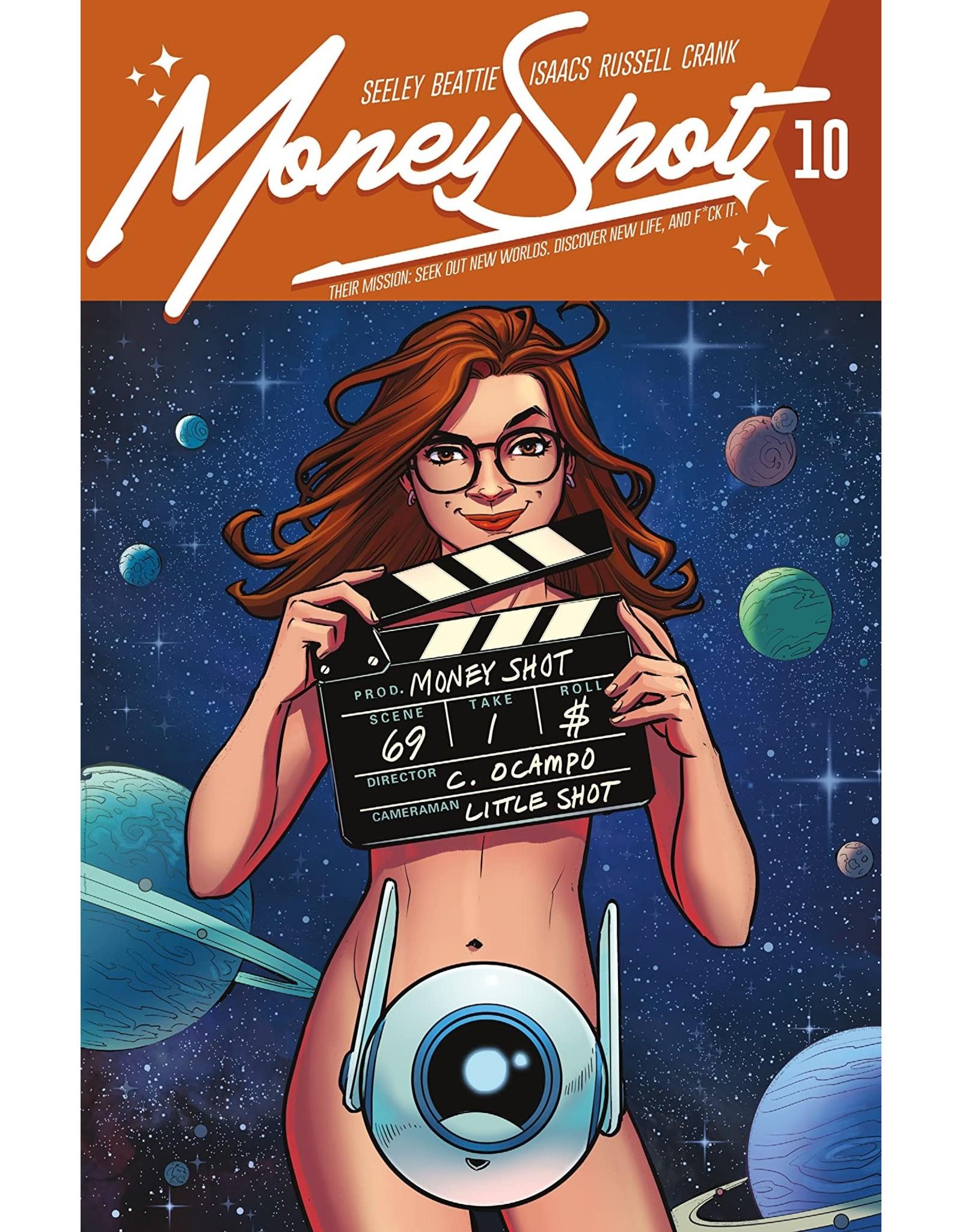 VAULT COMICS MONEY SHOT #10