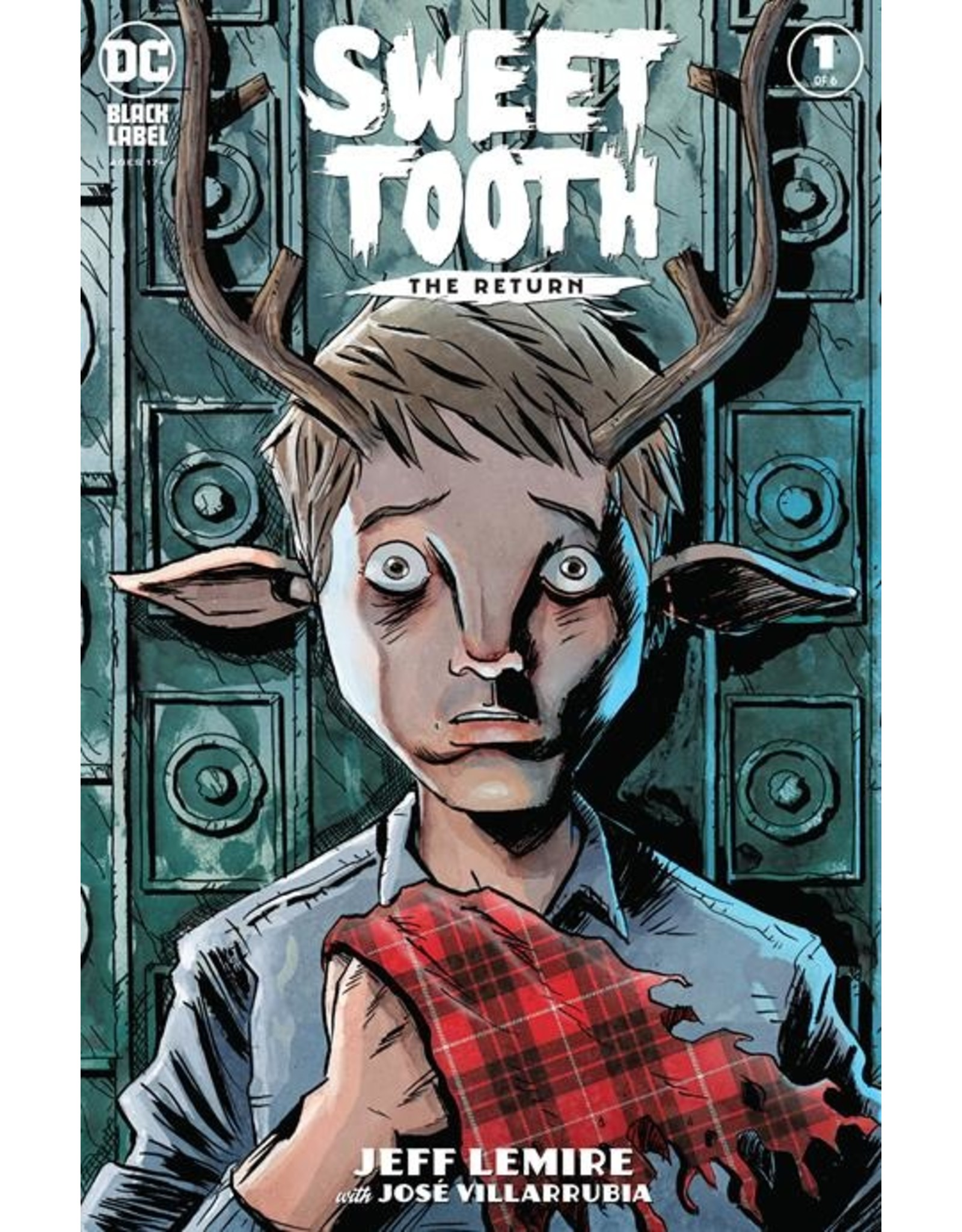 DC COMICS SWEET TOOTH THE RETURN #1 (OF 6) CVR A JEFF LEMIRE