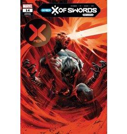 MARVEL COMICS X-MEN #14 LOZANO VAR XOS