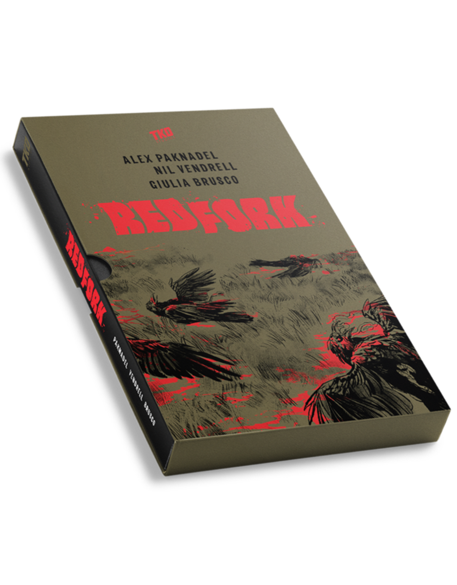 REDFORK SIX ISSUE BOX SET