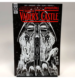 IDW PUBLISHING STAR WARS ADV SHADOW OF VADERS CASTLE 1:10 FRANC