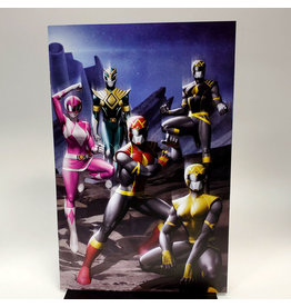 BOOM ENTERTAINMENT MIGHTY MORPHIN #1 ONE PER STORE  YOON VAR