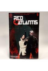 AFTERSHOCK COMICS RED ATLANTIS #1 1:15 BRADSTREET INCENTIVE