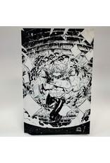 IMAGE COMICS CROSSOVER #1 CVR I 1:100 INCENTIVE STEGMAN RAW