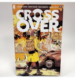 IMAGE COMICS CROSSOVER #1 CVR G 1:50 OTTLEY
