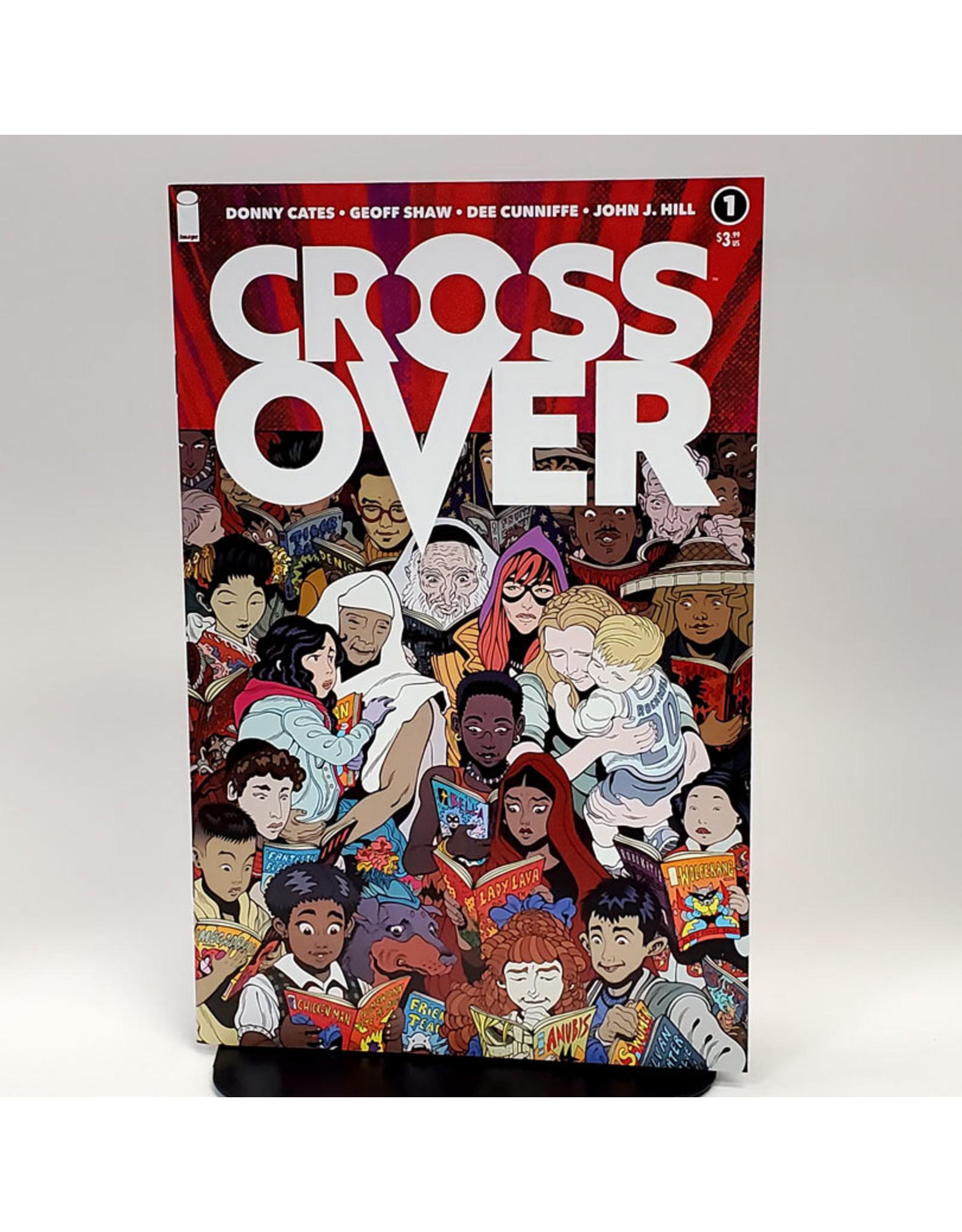 IMAGE COMICS CROSSOVER #1 CVR F 1:25 INCVENTIVE MOORE