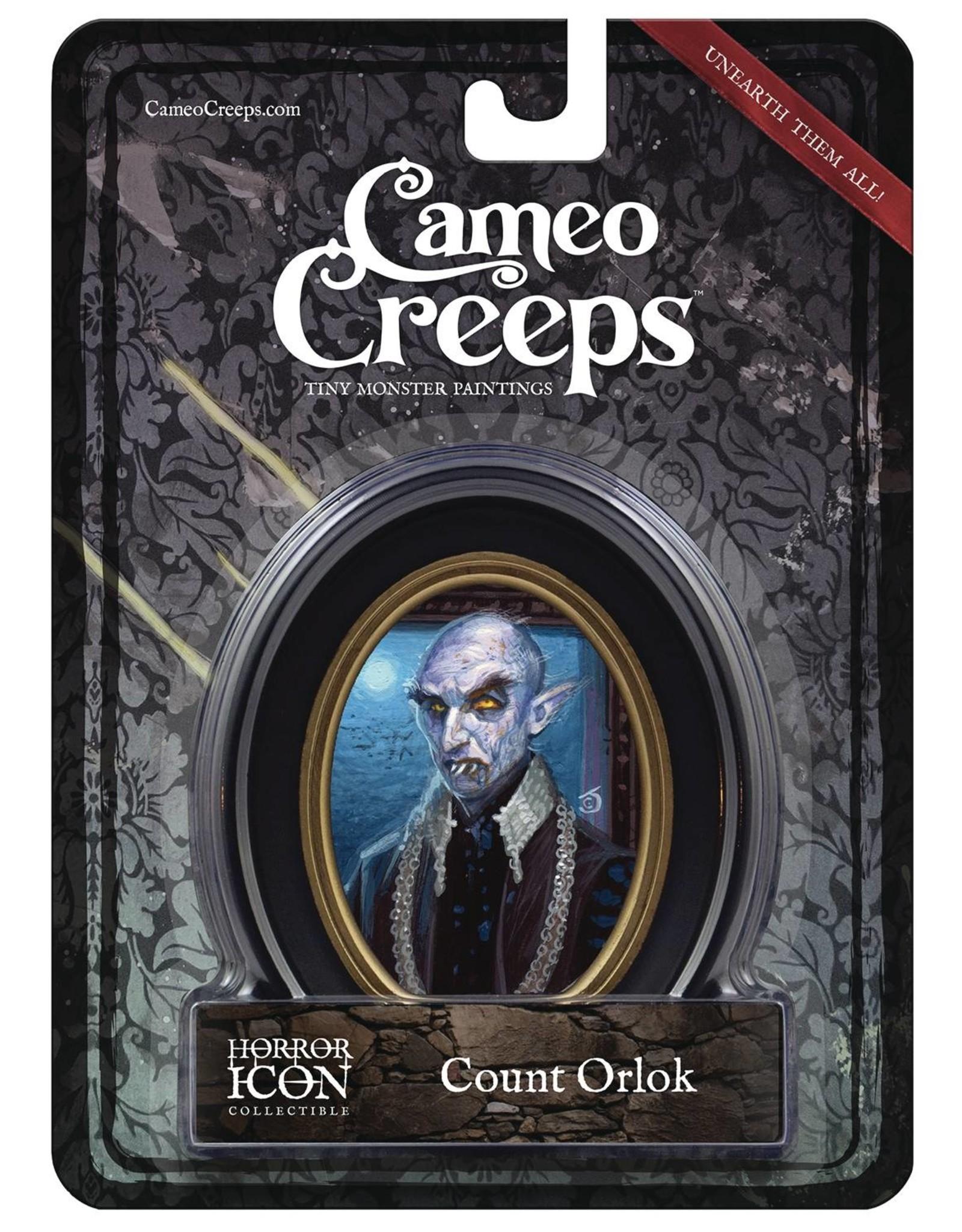 CAMEOCREEPS COUNT ORLOK MINI CAMEO PORTRAIT