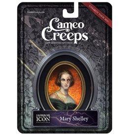 CAMEOCREEPS MARY SHELLY MINI CAMEO PORTRAIT