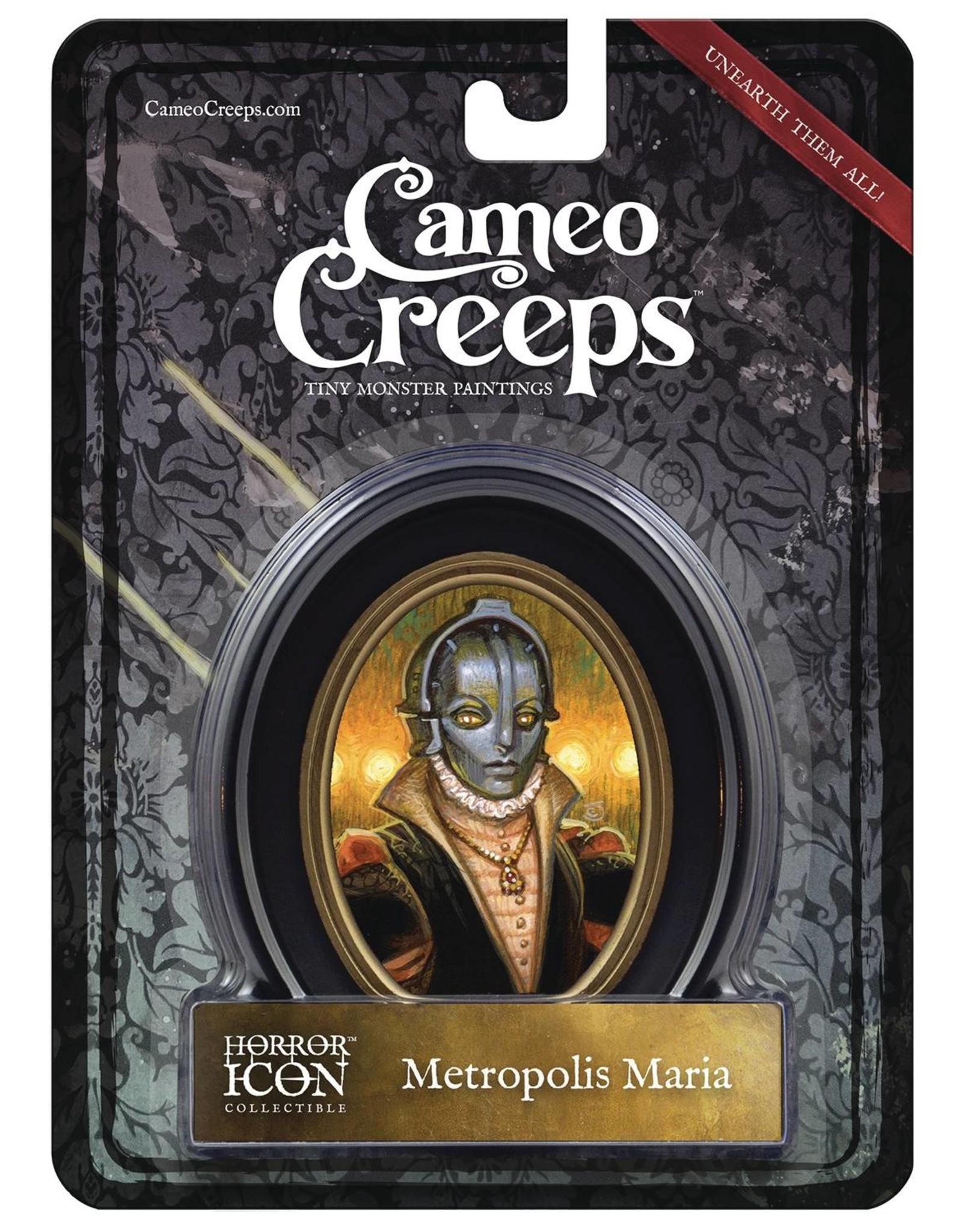 CAMEOCREEPS METROPOLIS MARIA MINI CAMEO PORTRAIT