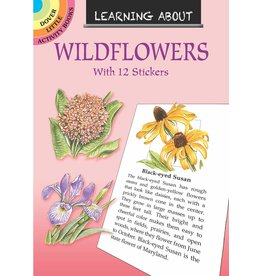 DOVER PUBLICATIONS LEARNING ABOUT WILDFLOWERS
