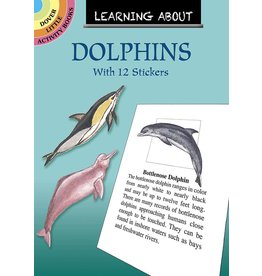 DOVER PUBLICATIONS LEARNING ABOUT DOLPHINS