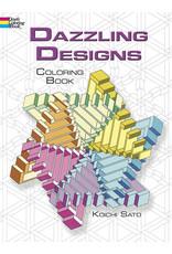 DOVER PUBLICATIONS DAZZLING DESIGNS COLORING BOOK