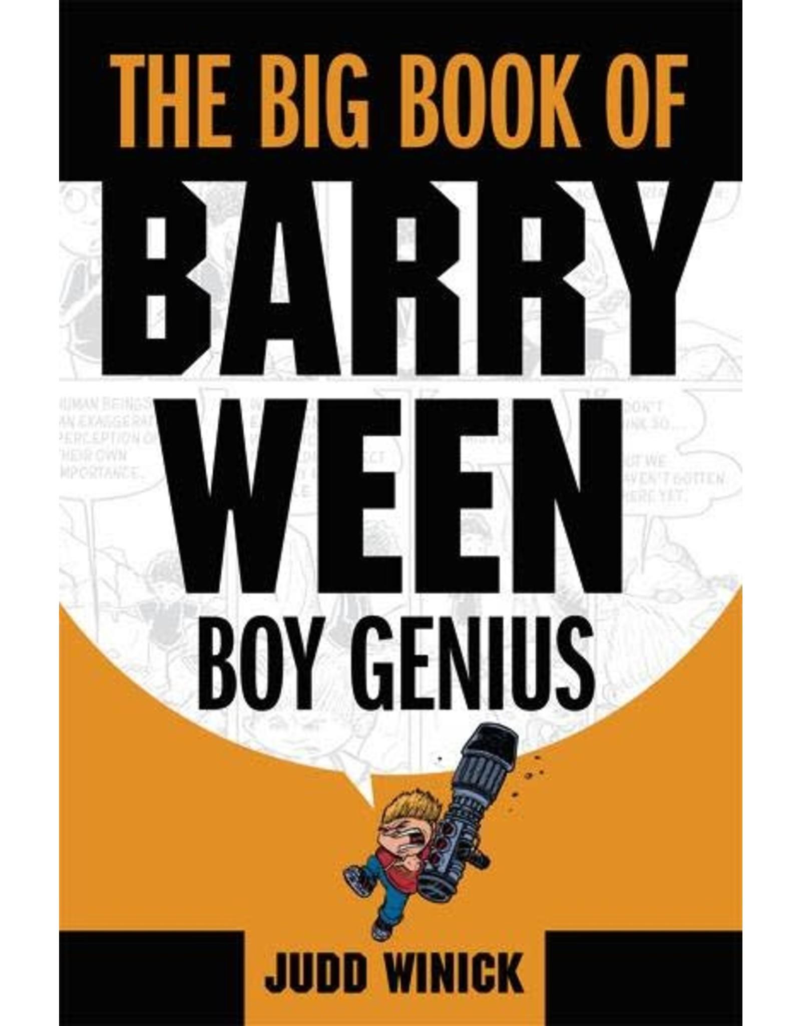 ONI PRESS INC. BIG BOOK OF BARRY WEEN BOY GENIUS TP