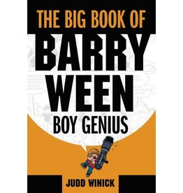 ONI PRESS INC. BIG BOOK OF BARRY WEEN BOY GENIUS TP