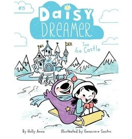 SIMON & SCHUSTER DAISY DREAMER VOL 5 THE ICE CASTLE