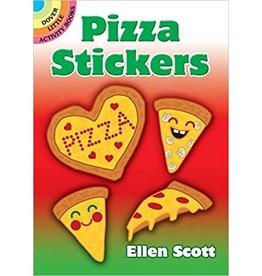 DOVER PUBLICATION PIZZA STICKERS