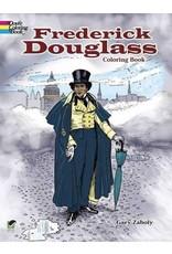 DOVER PUBLICATIONS FREDERICK DOUGLASS COLORING BOOK