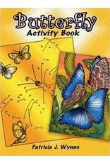DOVER PUBLICATIONS BUTTERFLY ACTIVITY BOOK