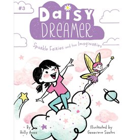 SIMON & SCHUSTER DAISY DREAMER VOL 3 SPARKLE FAIRIES AND THE IMAGINARIES VOL 3