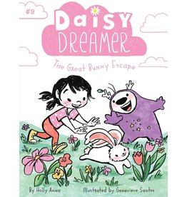 SIMON & SCHUSTER DAISY DREAMER VOL 9 THE GREAT BUNNY ESCAPE