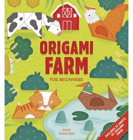 DOVER PUBLICATIONS ORIGAMI FARM FOR BEGINNERS